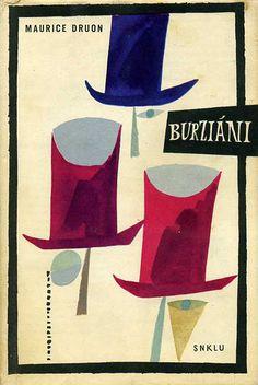 Burziáni byMaurice Druon-  Snklu Illustration