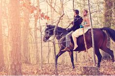 How to incorporate your horse in your wedding without having the cheesy carriage.