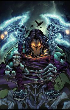 death by XGX by knytcrawlr on DeviantArt Darksiders Horsemen, Darksiders Death, Larp, Dark Siders, Death Art, Best Gaming Wallpapers, Stoner Art, Art Basics, Cool Anime Pictures