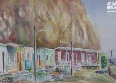 Casco histórico de Arica. Carlos Ojeda Murillo