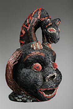 African Masks, African Art, Art Tribal, Art Premier, Art Africain, Statues, Martial, Arts, Animals