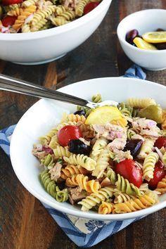 Salad Recipes, Dessert Recipes, International Recipes, Pasta Salad, Holiday Recipes, Entrees, Fruit Salad, Good Food, Food And Drink