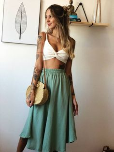 Grunge Look, Grunge Style, 90s Grunge, Soft Grunge, Grunge Outfits, Hippie Outfits, Casual Outfits, Cute Outfits, Dress Outfits