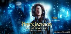 Percy Jackson Sea of Monsters Poster