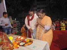 Dandiya celebration