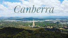 """🇦🇺 Nice view on the Australian capital, Canberra. (no, it's not Sydney! :) )  Long-standing rivalry between two biggest cities Melbourne and Sydney resulted in this compromise. ✅ largest inland city in Australia ✅ called the """"bush capital"""" as largely surounded by natural vegetation ✅ population of around 380,000 Canberrans ✅ land of the Ngunnawal people ✅ city layout and design planned by an American W. B. Griffin"""