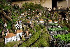 Presepio at Funchal - Stock Image