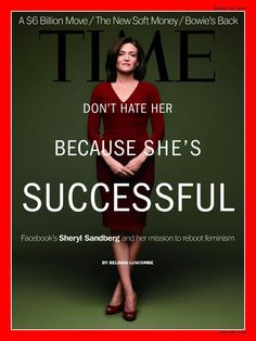 Sheryl Sandberg makes her first appearance on the cover of Time Magazine on Successful Women Women In Leadership, Time Magazine, Magazine Covers, Thing 1, Successful Women, Successful Business, Professional Women, Working Woman, Sports Illustrated