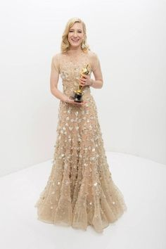 Cate Blanchett 2014 Academy Award Best Actress Winner!