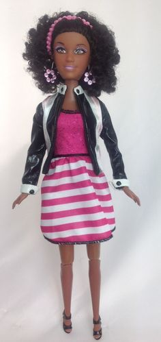 Finally! A beautiful doll with natural hair! http://smile.amazon.com/Aliyah--Beautiful-American-Gorgeous-Hairstyle/dp/B00WLCU4GA/ref=sr_1_26?s=toys-and-games&ie=UTF8&qid=1432766513&sr=1-26&keywords=black+dolls