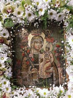 Icon orthodox Orthodox Icons, Holidays And Events, Madonna, Mona Lisa, Contemporary, Painting, Angels, Art, Icons