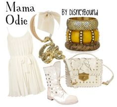 Mama Odie from Princess and the Frog