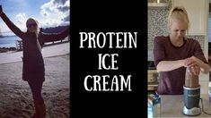 CBBF Nationals Bikini Prep Ep. 3 - day in the life of a bikini girl and my protein ice cream recipe! Healthy high protein, low carb, low fat dessert you make can fit any diet or meal plan. Adjust your toppings to fit your macros perfectly :) #iifym