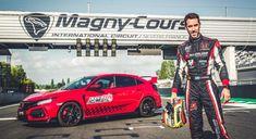#HondaCivic #TypeR stabilisce un nuovo record sul giro nel circuito GP di Magny-Cours - http://www.reportcampania.it/news/honda-civic-type-r-stabilisce-un-nuovo-record-sul-giro-nel-circuito-gp-di-magny-cours/