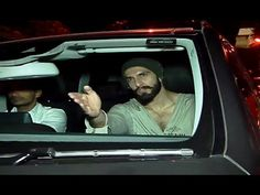 Ranveer Singh Attends Shahrukh Khan Party 2016 At Mannat. Ranveer Singh, Shahrukh Khan, Interview, Music, Party, Youtube, Pictures, Photos, Fiesta Party
