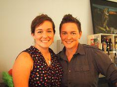 Jackpot!: Michelle Adams and Michelle Giannunzio of Bacon & Eggs - Voracious