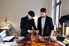 Freunde von Freunden — Esther Perbandt — Fashion Designer, Apartment und Atelier, Berlin-Mitte —