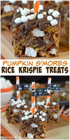 These s'mores rice k
