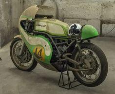 """tulikas: """"Kawasaki H1R 1970 """""""