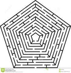 pentagon-labyrinth-8042862.jpg (1300×1327)