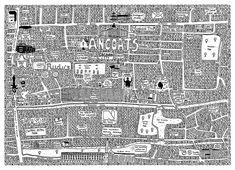 Manchester Art Prints - Artwork - Unique Art from Manchester Artists Manchester Art, My Doodle, Art Day, Unique Art, Insta Art, Modern Art, Pop Art, Graffiti, Fine Art Prints