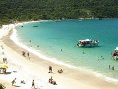 Ilha do Farol em Arraial do Cabo - RJ - Pesquisa Google