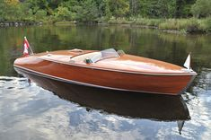 Plans for Boat Building Wooden Canoe, Wooden Boat Building, Chris Craft Wooden Boats, Yatch Boat, Wooden Speed Boats, Runabout Boat, Classic Wooden Boats, Boat Engine, Boat Projects