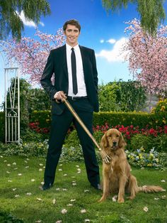 Lee Pace - Pushing Daisies One of the best imaginative shows on TV I guess it was too advanced for the American public Wasn't crappy enough to last.