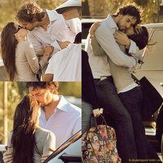 fuckyeahgasol:  Pau and his girlfriendSilvia Lopez Castro.  Damn she's hot…. :-(