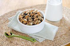 Blueberry Pecan Paleo Granola by Cook Eat Paleo