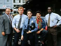 The best, the not-so-best, and the most popular television shows from the David Caruso, 90s Tv Shows, Movies And Tv Shows, Dennis Franz, Jimmy Smits, Nypd Blue, Detective Shows, Cop Show, Film
