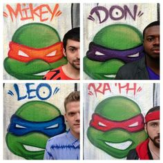 GET READY. RELEASED TOMORROW. #PENTATONIX #TMNT #TMNTMOVIE #MTV