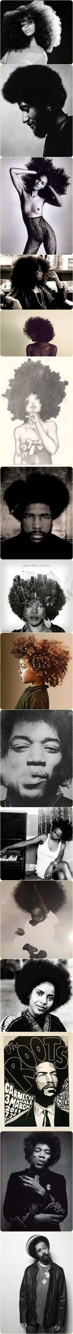 Welcome To The World Afro! Badu Hair The Brown Truth's Blog: www.thebrowntruth.wordpress.com