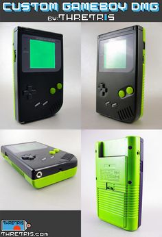 custom GAMEBOY (1989)