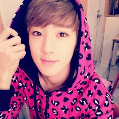 Kevin is just so sweet ♥  #U-kiss #kevin