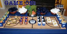 Basketball Party [Final Four] - Decor online For a basketball bar mitzvah