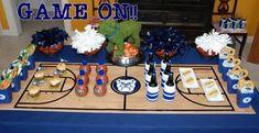 Basketball Party [Final Four] - Decor online For a basketball bar mitzvah