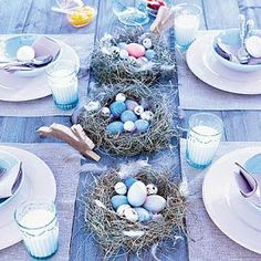 Easter Sunday get together Easter Table Settings, Easter Table Decorations, Easter Arts And Crafts, Easter Season, Easter Parade, Easter Celebration, Easter Recipes, Easter Ideas, Food Crafts