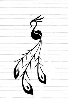 Peacock Tattoo by =littlecheese on deviantART
