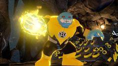 Arkillo and Blue Beetle revealed for LEGO Batman 3