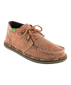 Take a look at this Brick Bedouin Sky Chukka Boot - Women by Sanuk on #zulily today!