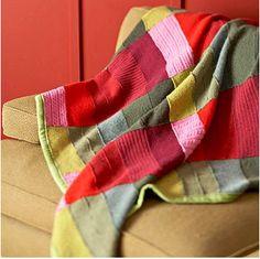 wool felted blanket