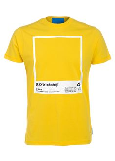 Supremebeing pantone T-Shirt