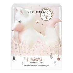 Winter Wonderland* - Veilleuse renard de SEPHORA COLLECTION sur Sephora.fr