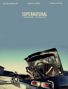 """Yes. Supernatural. It's had its ups and downs, but when it's good, it's really good. I am a bit invested in the brothers' demon-fighting road trip."" --Mary R"