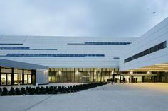 San Joan de Reus Hospital - Mario Corea