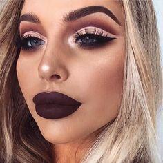 #redLips #Makeup #Maquillaje #Diva #Beauty #Style