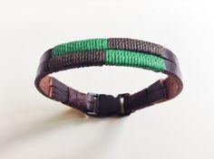 Bohemian Leather Bracelet Leather men's bracelet Unisex