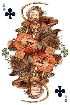 Playing cards from Ukraine 12 -Vladislav Erko