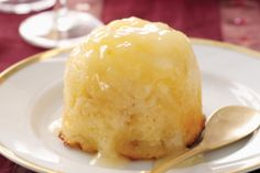 Pineapple & Coconut Puddings Recipe - Taste.com.au